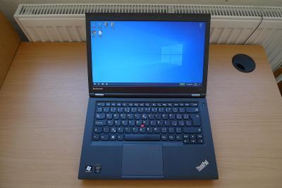 Zánovní odolný kvalitní notebook Thinkpad T440p Intel i5 záruka +