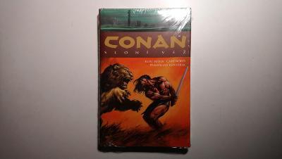 Kurt Busiek - Conan 3: Sloní věž, Comics Centrum 2019 NOVÁ, zabalená