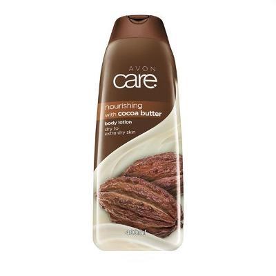 Vyživující tělové mléko s kakaovým máslem