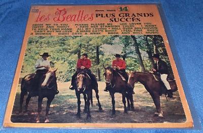 LP Les Beatles - Dans Leurs 14 Plus Grands Succès