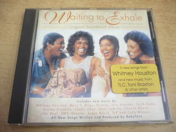 CD Soundtrack: WAITING TO EXHALE - Hudba