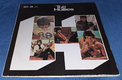 LP The Hollies - The Hollies