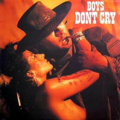 LP- BOYS DON´T CRY - Boys Don't Cry (album)´1986