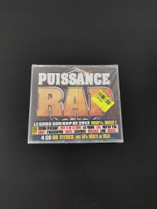 Puissance RAP, CD *