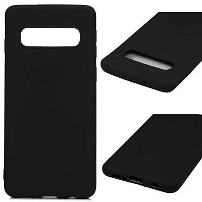 Pouzdro Obal Kryt Candy Samsung S10 plus G975F černé
