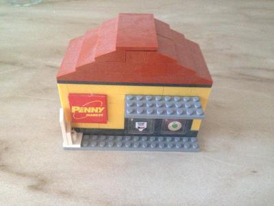 penny pasuje na lego