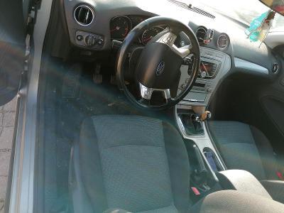 Ford mondeo IV + Zimní pneu