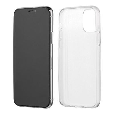 Průhledný zadní kryt / obal - Apple iPhone 11 Pro
