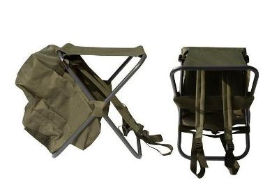Sedco Kempingová skládací židle a batoh 25x31x40cm