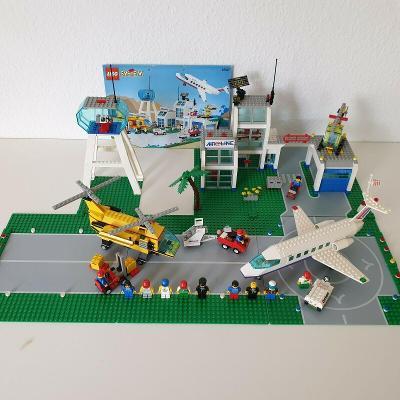 Lego 6597 System/City, Letiště z 90 let
