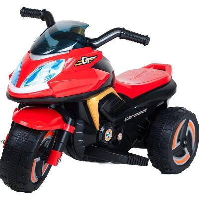 BAYO Elektrická motorka KICK red