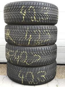 Michelin Latitude Alpin 235/55 R19 101H 4Ks zimní pneumatiky