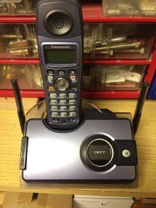 telefon bezdrátový Panasonic KX TCD 280 FX