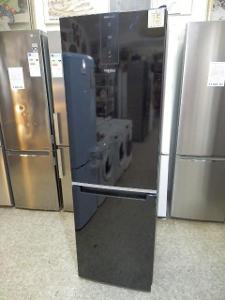 No Frost kombinovaná chladnička Whirlpool W7 821O K  A++, nová