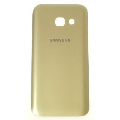 Zadní kryt baterie Samsung Galaxy A3 2017 zlatý