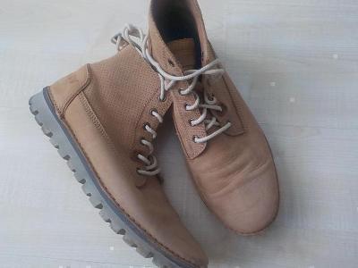 weinbrenner celokožene celoročni boty vel 42