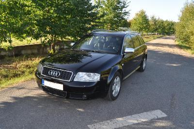 Audi S6 4.2 V8 - 250 kW, Avant - manuál