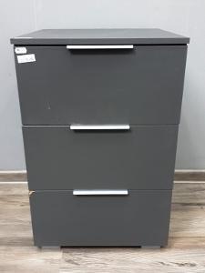 Noční stolek, kontejner se šuplíky SKOP (21165B)