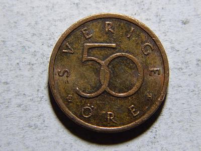 Švédsko 50 Ore 2003 XF č12320