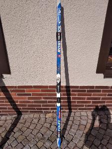 Běžecké lyže Rossignol Xtour Intense 195 cm, vázání Rottefella