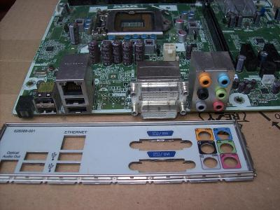 Základní deska 1155 IPISB-CH2, 4xDDR3 slot