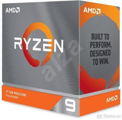 Procesor AMD Ryzen 9 3950x (nový) - ZÁRUKA