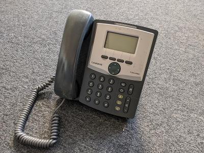 Prodám IP telefon Linksys SPA922