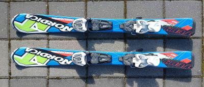 Dětské lyže NORDICA Dobermann 90 cm