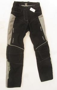 Dámské textilní kalhoty vel. XS/34-36 - pas: 74 cm