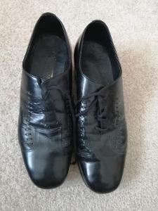Retro pánské taneční boty