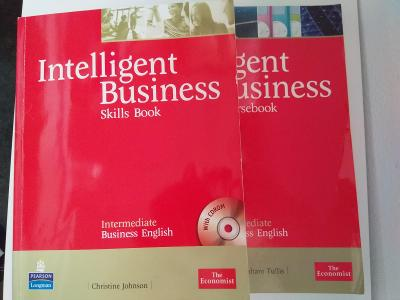 Intelligent Business- Coursebook, Skills Book
