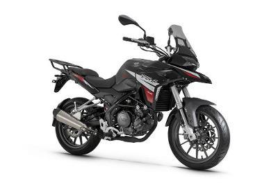 MOTOCYKL BENELLI TRK 251 TRK251 2020 AKCE ENDURO TURYSTICKY BOMBA