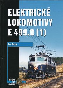 ELEKTRICKÉ LOKOMOTIVY  E 499.0 (1,2,3 komplet)