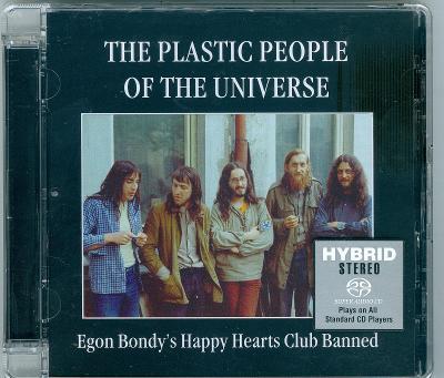 THE PLASTIC PEOPLE OF THE UNIVERSE - EGON BONDY´s ......# hybrid SACD