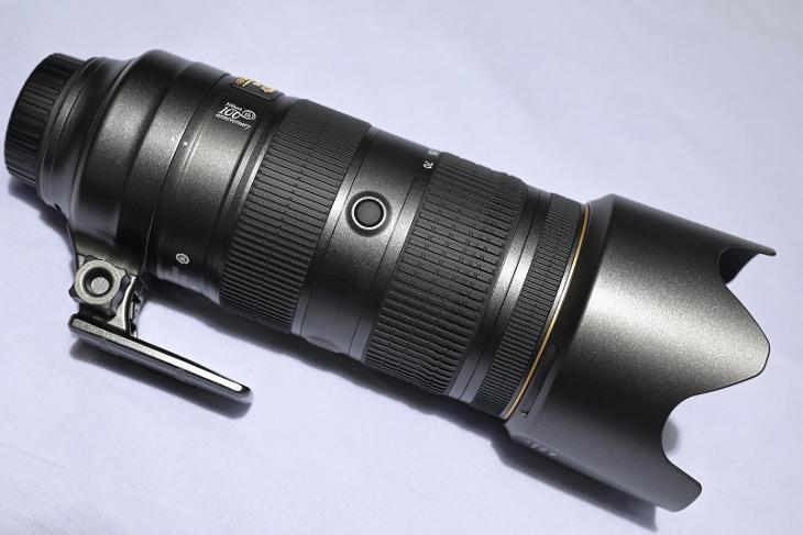 Objektiv Nikon 70-200mm f2.8 E FL ED VR spec. výroční edice v záruce! - Foto