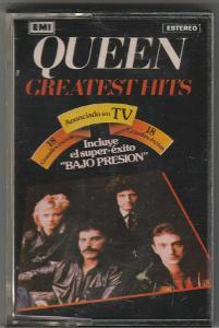 MC QUEEN - GREATEST HITS / orig kazeta