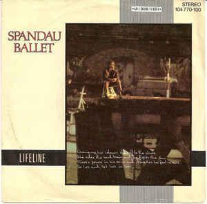 "SPANDAU BALLET - LIFELINE 7""SP"