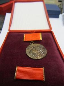Medaile 30 výročie oslobodenia Československa