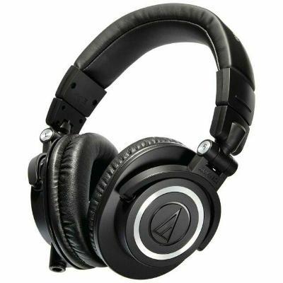 Sluchátka ATH-M50x, zánovní