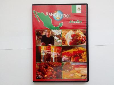 DVD o vaření (Jako Nové!!!)