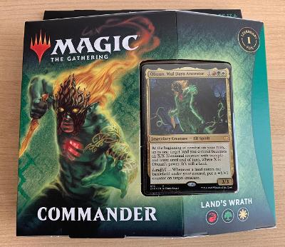 MTG: Zendikar Rising Commander - Land´s Wrath
