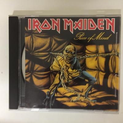Iron Maiden – Piece Of Mind - CD