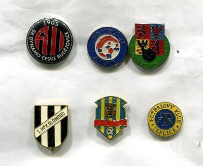 Fotbalový klub Teplice - klubový odznak