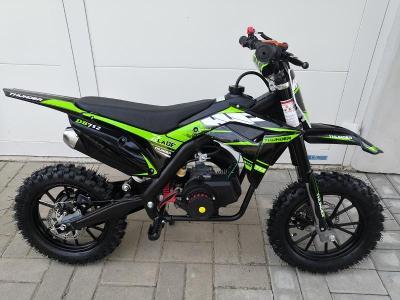 Dětská Zelená Minicross 49cc