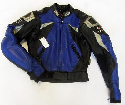 Kožená bunda dámská IXS - vel. XS/34