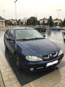Renault Mégane - nová STK, tažné