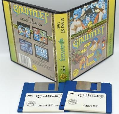 ***** Gauntlet (Atari ST) *****