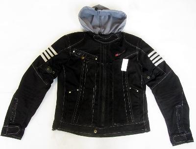 Textilní bunda SPARK, vel. L/52