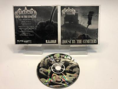 CD - MORTICIAN  -   HOUSE BY THE CEMETERY