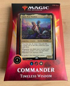 MTG: Commander 2020 - Timeless Wisdom